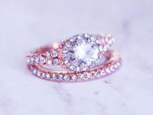 婚約指輪 デザイン パヴェリング