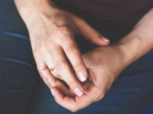 婚約指輪・結婚指輪 着け心地