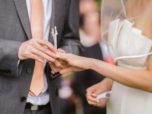 結婚指輪 購入 タイミング
