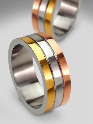 結婚指輪 カラー 金属 色