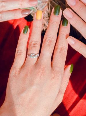 婚約指輪・結婚指輪 着け心地 選び方 指輪の幅 重さ