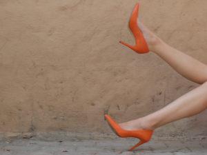 親への結婚挨拶 女性の服装 靴 ストッキング