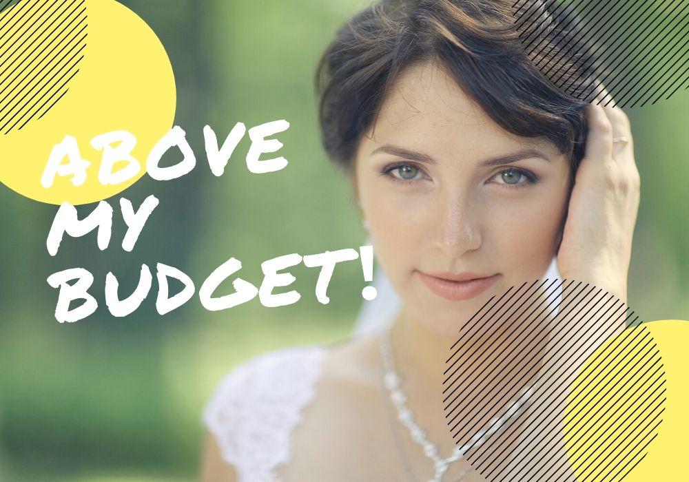 結婚式の費用 見積もりオーバー