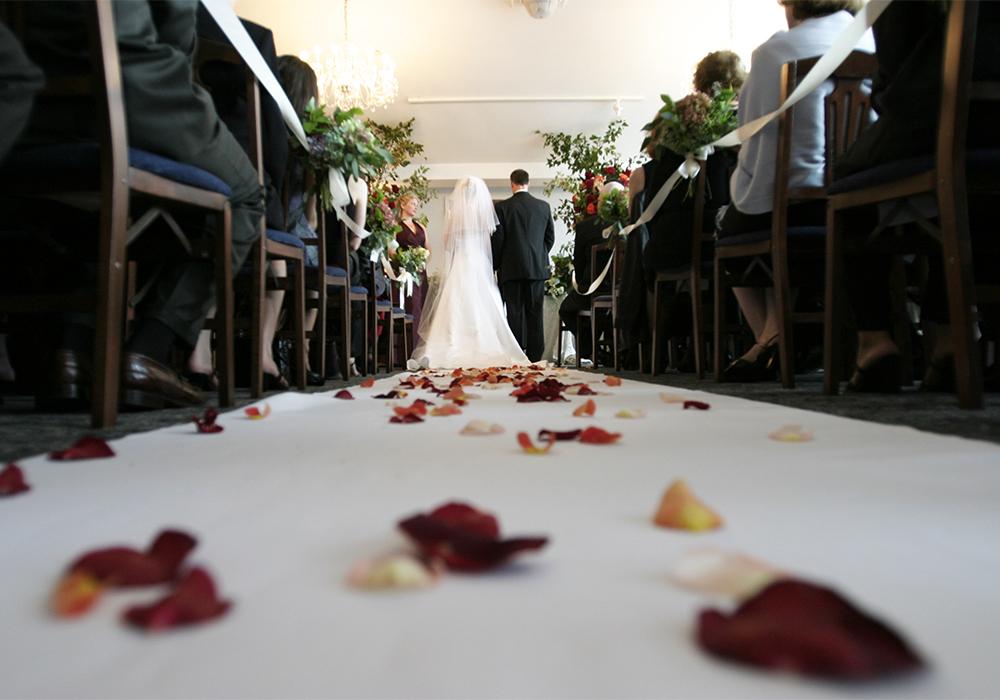 結婚式 挙式 キリスト教式