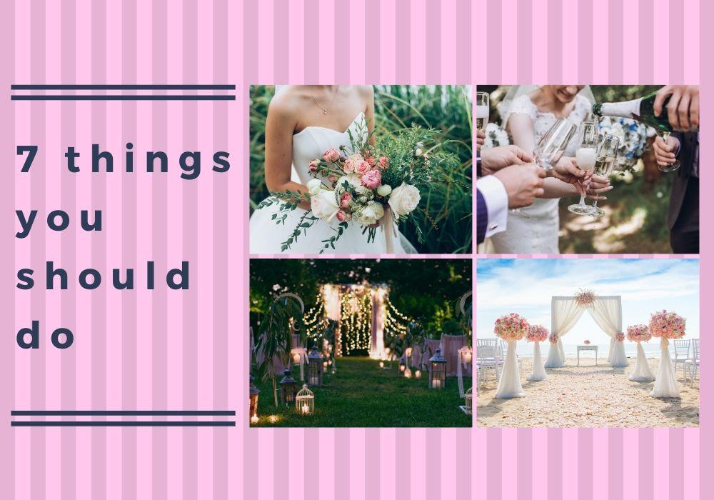 結婚式会場 選び方