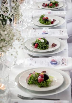 結婚式会場の選び方 ホテル 料理