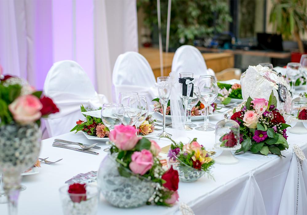 コロナの時代の結婚式