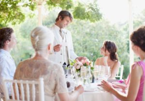 少人数結婚式 進行