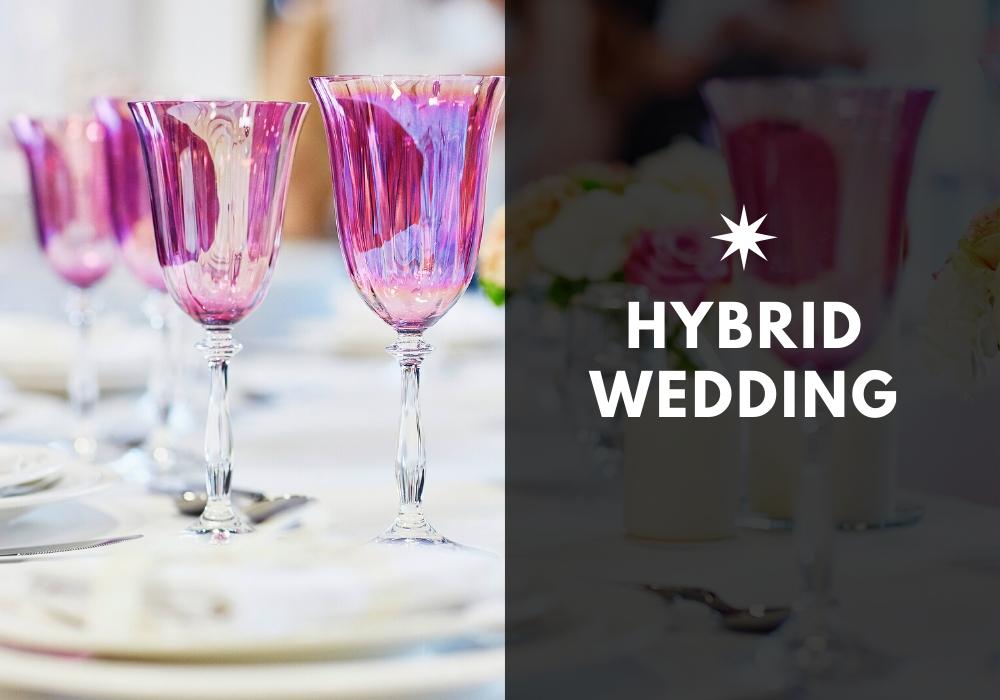 コロナ ハイブリッド結婚式
